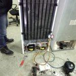 Холодильник ремонт в Красноярске